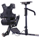 Steadicam AERO 15 Camera Stabilizer System with A-15 Arm & Vest - No Battery Mount