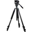 Davis & Sanford TR653C-V9 Carbon Fiber Tripod with Fluid Head
