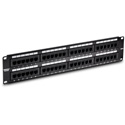 TRENDnet TC-P48C6 48-port Network Patch Panel - 48 x RJ-45 PANEL RJ45