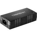 TRENDnet TPE-115GI TRENDnet Gigabit PoE+ Injector - 110 V AC 220 V AC Input - 30 W