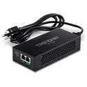 TRENDnet TPE-119GI Gigabit PoE Plus Plus Injector - 95Watts with Integrated Power Supply (Version v1.0R)