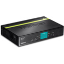 TRENDnet TPE-S44 8-port (4 10/100 4 PoE) PoE Switch (Version v4.0R)