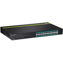 TRENDnet TPE-TG240G 24-port GREENnet Gigabit PoEplus Switch (370W)(Version v1.1R)