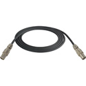 Laird TNTRI-59MM-50 Gepco LVT61859 RG59 Thin-Profile Flexible Triax Male to Male Cable - 50 Foot