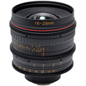 Tokina KPC-1016MFT Cinema Vista 16-28mm II T3 Wide-Angle Zoom Camera Lens - MFT Mount Focus Scale in Feet