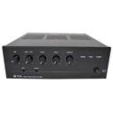 TOA BG-2240D-AM 5-Input Mixer Amp 240W@70V Class D Power
