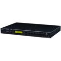 TOA DT-940 1U AM/FM Tuner with 40 Presets / Digital Display - Black