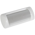 TOA H-1 2 Way Cylindrical Wall or Ceiling Mount 12W 70/100V Paintable Speaker