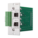 TOA RC-001T Remote Control Module for 9000M2 Series Amp and ZM-9011/9012/9013/9014