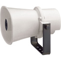 TOA SC-610T Paging Horn Speaker -10W - 25/70.7V Transformer - Mounting Bracket Included