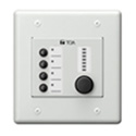 TOA ZM-9014 Assignable Remote Button Panel with Volume Control