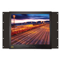 ToteVision LED-1709HDR 17 Inch LED-Backlit 1080I/P HDMI LCD Rack-Mount Monitor