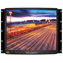 ToteVision LED-1908HDR 19 Inch Rack-Mount Monitor 5:4 Audio NTSC/PAL VGA HDMI BNC In/Out x2 LED 1280x1024 300 Nit 1080p