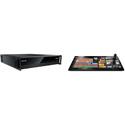 Newtek TriCaster TC410 Plus BASE Bundle includes TriCaster 410 Plus and TC1SP Control Panel