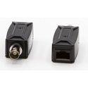 Triplett POE-1TR Passive IP Camera Extender Over Coax -Transmission Up to 984 Feet - Pair