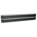 Tripp-Lite N252-048 48-Port Cat6 Patch Panel 568B