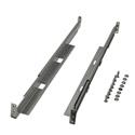 Tripp Lite 4POSTRAILKIT1U 4-Post 1U Universal Adjustable Rackmount Shelf Kit