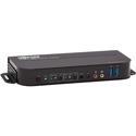 Tripp Lite B005-HUA2-K HDMI USB KVM Switch 2-Port 4K 60Hz HDR HDCP 2.2 IR USB Cables