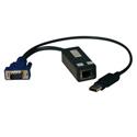 Tripp Lite B078-101-USB-8 NetCommander USB Server Interface Unit (SIU) - 8-Pack