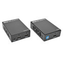 Tripp Lite B126-1A1-IR HDMI over Cat5/6 Active Extender Kit with IR Control - TX/RX for Video & Audio - Up to 125 Feet