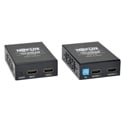 Tripp Lite B126-2A1 1x2 HDMI over Cat5/Cat6 Extender Kit Box-Style TX/RX - 1080p @ 60 Hz - Up to 200 Feet