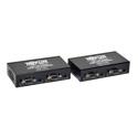 Tripp Lite B130-202A VGA & Audio over Cat5/Cat6 Extender Kit - TX/RX with EDID - 2 Local/2 Remote Display - 500 Feet