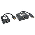 Tripp Lite B150-1A1-HDMI DisplayPort to HDMI over Cat5/Cat6 Active Extender Kit