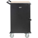 Tripp Lite CSCSTORAGE1 Locking Storage Cart for Laptops  /  Tablets  /  AV Equipment