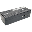 Tripp Lite ECO900UPSM 900VA 480W UPS Eco Green Battery Back Up 120V USB Muted Alarm