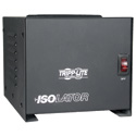 Tripp Lite IS-1000 Isolation Transformer 1000W Surge 120V 4 Outlet 6ft Cord TAA GSA