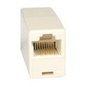 Tripp Lite N033-001 Telephone Straight Through Modular In-Line Coupler (RJ45 F/F)