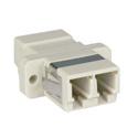 Tripp Lite N455-000 Duplex Multimode Fiber Coupler (LC/LC)