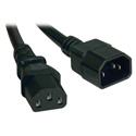 Tripp Lite P004-015 Standard Computer Power Extension Cord 10A 18 AWG (IEC-320-C14 to IEC-320-C13) 15 Feet