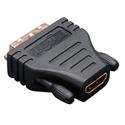 Tripp Lite P130-000 HDMI to DVI Gold Adapter - HDMI-F to DVI M