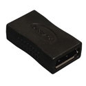 Tripp Lite P168-000 Compact DisplayPort Coupler Gender Changer (Female/Female)