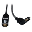 Tripp Lite P568-010-SW High Speed HDMI Cable with Swivel Connectors Ultra HD 4K x 2K Digital Video - Audio (M/M) 10 Feet