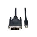 Tripp Lite P586-006-DVI Mini DisplayPort to DVI Cable Adapter (M/M) 6 Feet