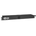 Tripp Lite PDU1220T PDU Basic 120V 20A 5-15/20R 13 Outlet L5-20P Horizontal 1URM