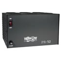 Tripp Lite PR50 DC Power Supply 50A 120V AC Input to 13.8 DC Output TAA GSA