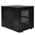 Tripp Lite SR12UB 12U Rack Enclosure Server Cabinet Doors & Sides 1000 pound capacity