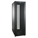 Tripp Lite SR2000 42U SmartRack Economy Rack Enclosure Cabinet with Doors/Side/Roof & Bottom Panels