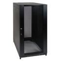 Tripp Lite SR25UB 25U Rack Enclosure Server Cabinet w Doors & Sides 3000lb Cap.