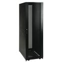 Tripp Lite SR42UBSD1032 42U Rack Enclosure Cabinet 32 Inch Depth Threaded 10-32 Mount Holes