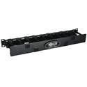 Tripp Lite SRCABLEDUCT1UHD Rack Enclosure Horizontal Cable Manager Steel w Finger Duct 1URM