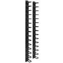 Photo of Tripp Lite SRCABLERINGVRT Rack Enclosure Cabinet 6ft Horizontal Cable Ring Flexible