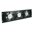 Tripp Lite SRFAN3U Rack Enclosure Cabinet Fan Panel Airflow Management 120V 3URM