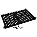 Tripp Lite SRSHELF2P1U Rack Enclosure Cabinet Cantilever Fixed Shelf 40lb Capacity 1URM