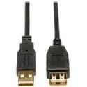 Tripp Lite U024-006 USB 2.0 Hi-Speed Extension Cable (A M/F) 6 Feet