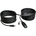 Tripp Lite U330-10M USB 3.0 SuperSpeed Active Extension Repeater Cable (A M / F) 33 Feet - 10M