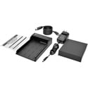 Tripp Lite U339-001-FLAT USB 3.0 to SATA Hard Drive Lay-Flat Quick Dock for 2.5-Inch and 3.5-Inch HDD and SSD